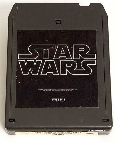 star wars 8-track